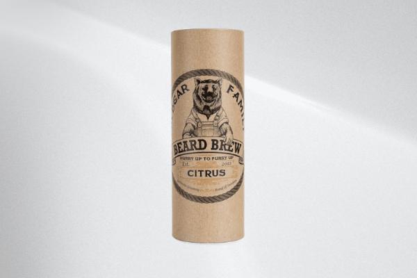 Mr Bear Family Beard Brew Citrus 30ml