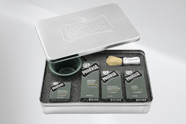 Proraso Shaving Tin - Cypress & Vetyver