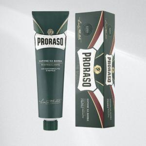 Eucalyptus Shaving Cream Tube 150ml