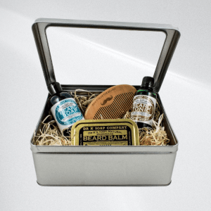 Dr K Beard Care Box - Mint