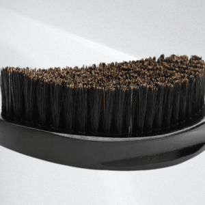 Shave Shop Men's Wooden Military Hair Brush