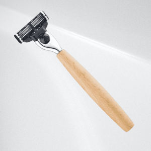 ECO friendly Mach 3 Razor Handle