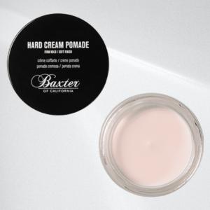 Baxter of California Hard Cream Pomade
