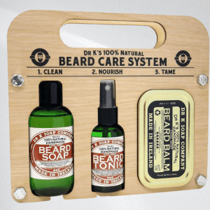 Dr K Beard Care System (Mint)