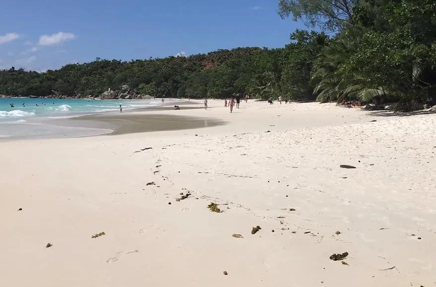 Grand Anse - Praslin, Seychelles