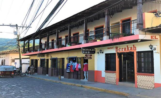 Hotel Berakah Copan Honduras