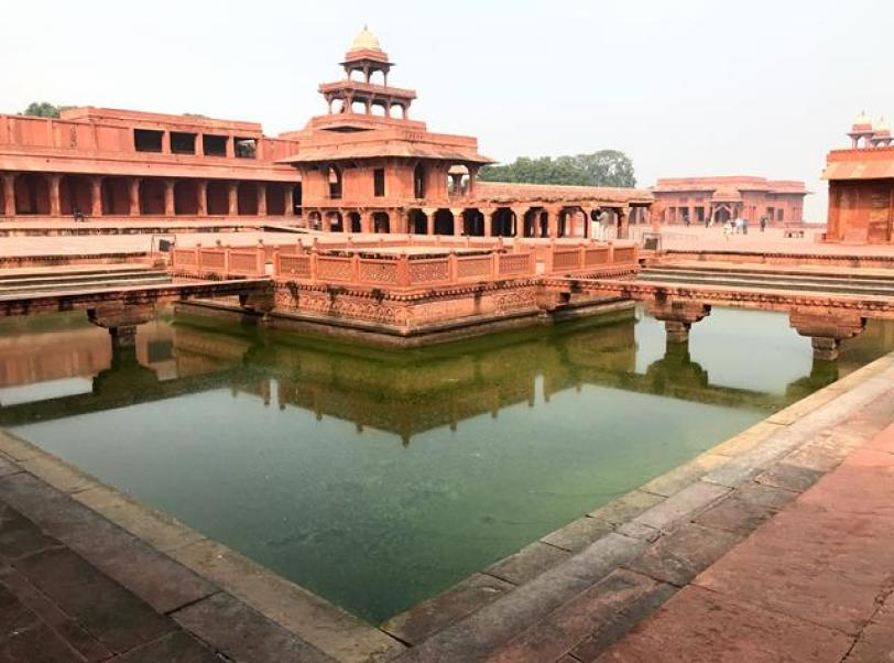 Fatehpur Sikri an astonishing example of Mughal architecture