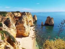 Ponta da Piedade Portugal