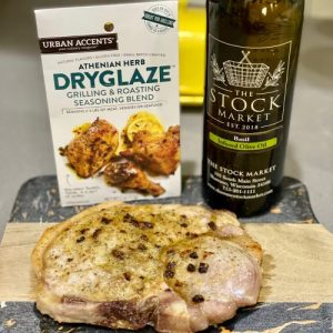 Athenian Herb Pork Chops 2