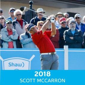 2018 Winner - Scott Mccarron