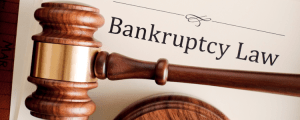 bankruptcy law (photo)
