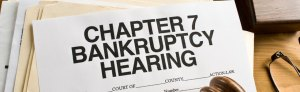 chapter 7 bankruptcy hearing