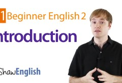 Beginner 2 English Introduction