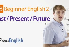How to Express English Past / Present / Future