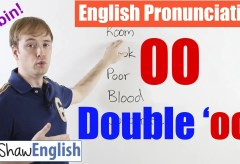 'OO' – Double O Pronunciation