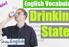 Drinking States Explained in English