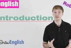 Konglish Introduction