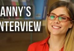 English Teacher Interview   Fanny