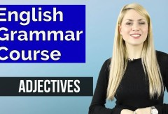 ADJECTIVES | Basic English Grammar Course