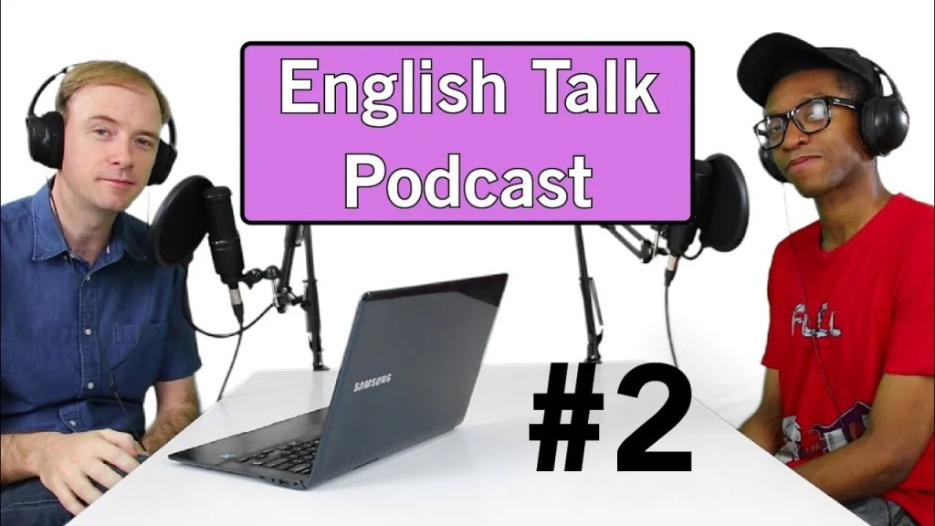 English Talk Podcast