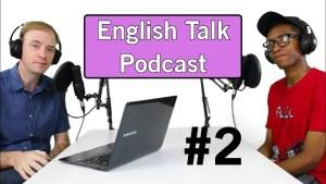 English Talk Podcast