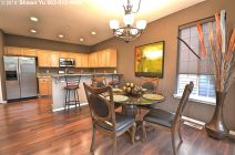 10685 SW Celeste Ln Portland OR 97225 Dining room and kitchen by Shawn Yu
