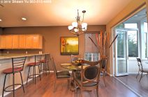 10685 SW Celeste Ln Portland OR 97225 Dining room and sun room by Shawn Yu