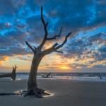 Hunting Island Beach Sunrise