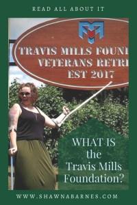 Travis Mills Foundation - A Brief Intro
