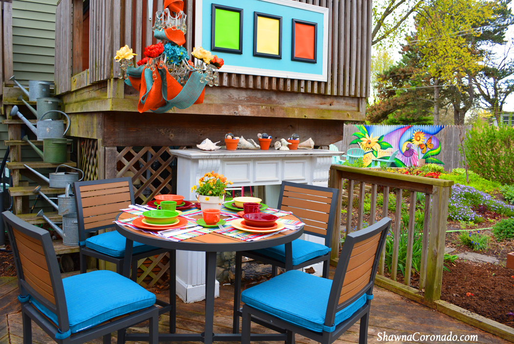 Backyard Makeover Garden Potting Room Before and After on Backyard Patio Makeover id=49088