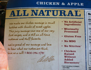 paleo anti inflammatory chicken and