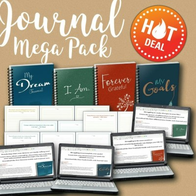 Printable Journal Mega Pack