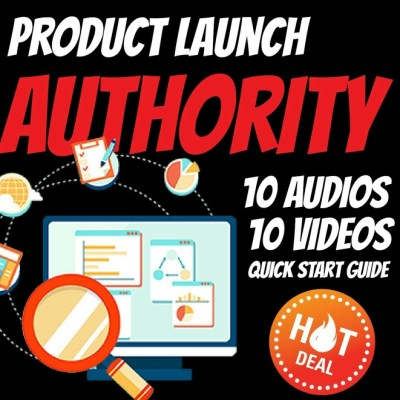 Product Launch Authority