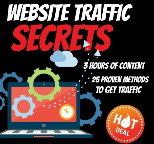 Website Traffic Secrets - Shawna Johnson Speaks