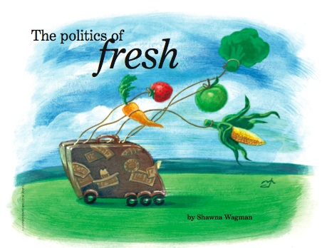 politics of fresh