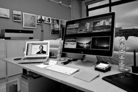 Duncan Davidson's Sweet Mac Setup