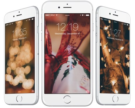 Holiday Wallpapers for iPhone, iPad, Mac