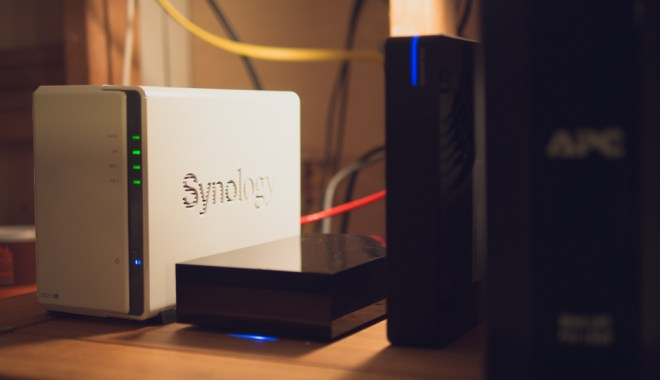 ✚ A Brief Review of the Synology DS213j
