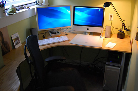 Michael Bester's Mac Setup