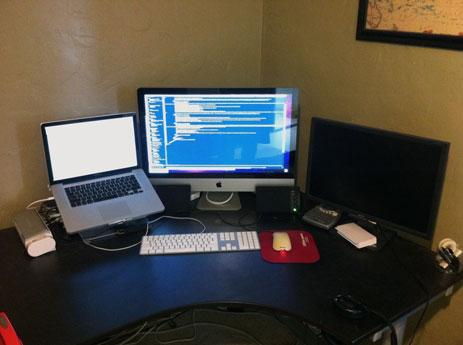 Brett Kelly's Setup