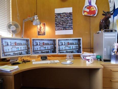 Gordon Barr's Setup