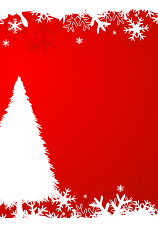 iPhone Christmas Wallpaper