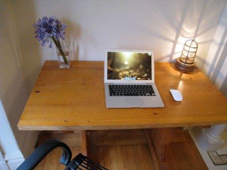 Leo Babauta's Desk