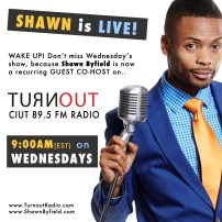 Shawn Byfield radio co host