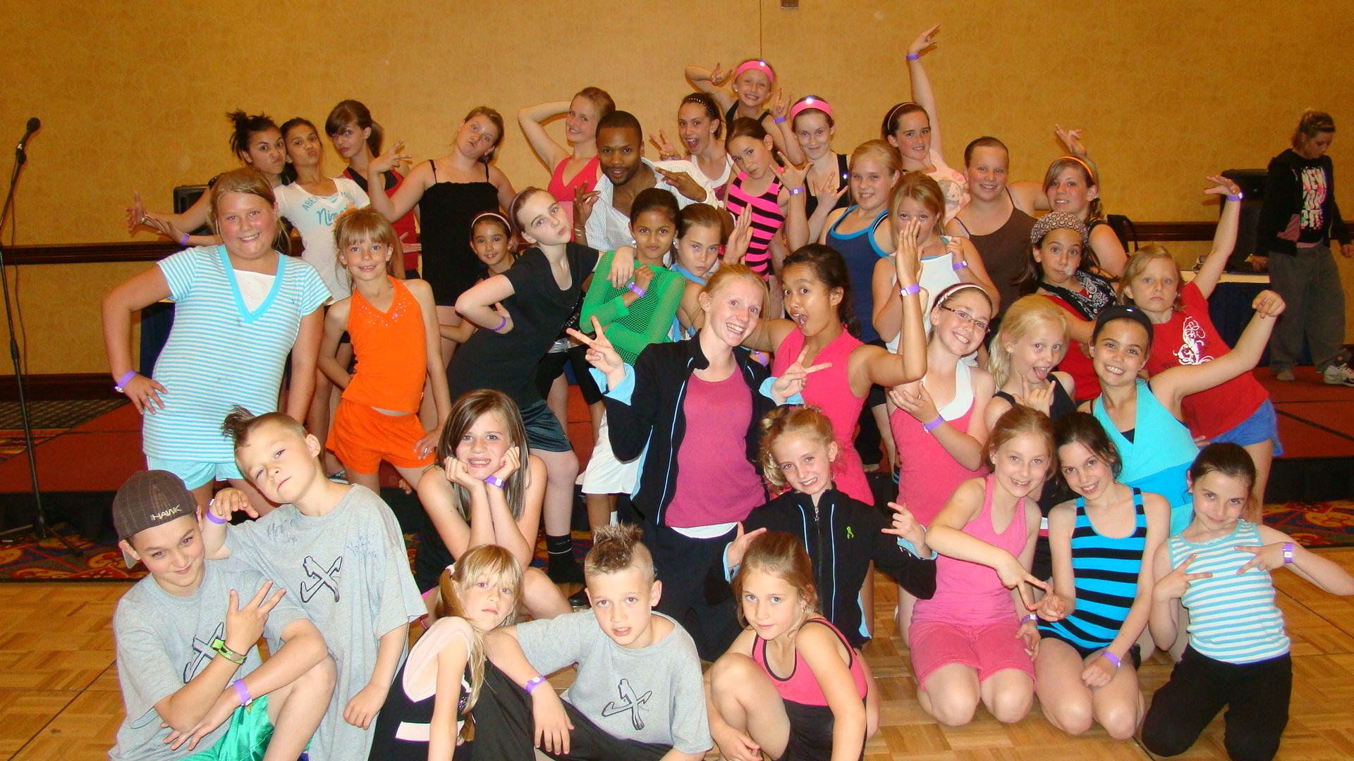 Extreme Dance 2009 Juniors