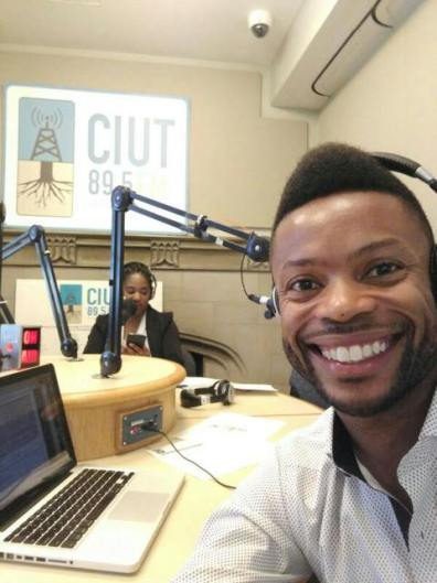 Shawn Byfield on the radio