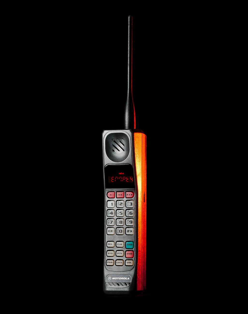 Motorola Cellular Phone © Shawn Collie Photography