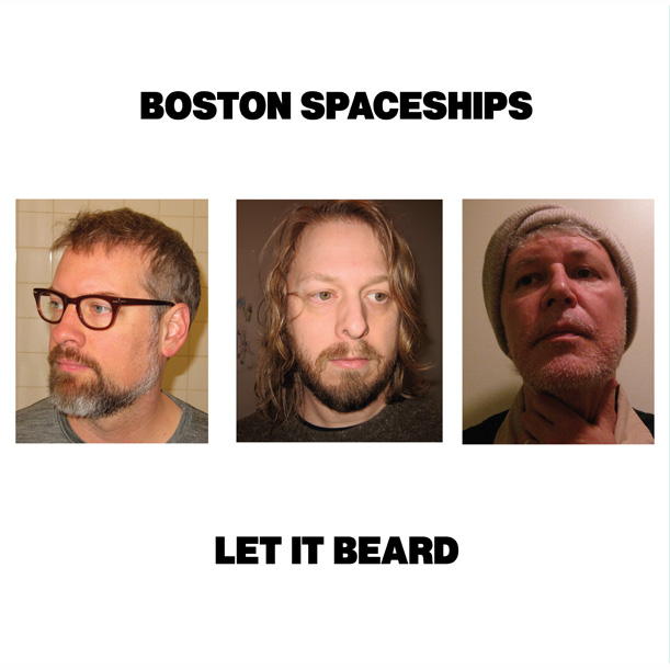 Let It Beard album cover