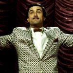 Robert De Niro in The King of Comedy movie image