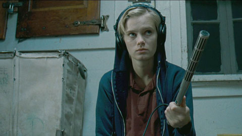 Sara Paxton in The Innkeepers movie image